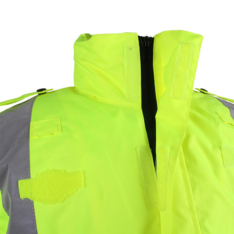 EH-JAC-063-Electric  Heated Hi-Vis Jacket1