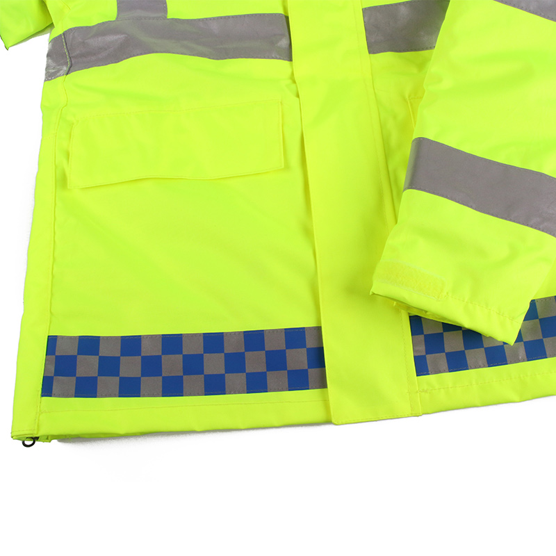 EH-JAC-063-Electric  Heated Hi-Vis Jacket5